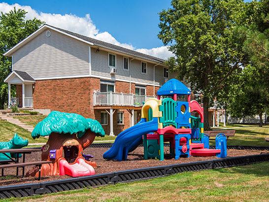 Clinton Circle Apartments, Playground
