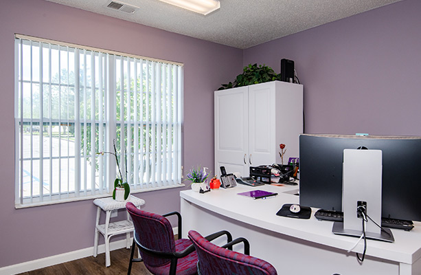 villas of wayne trail leasing office